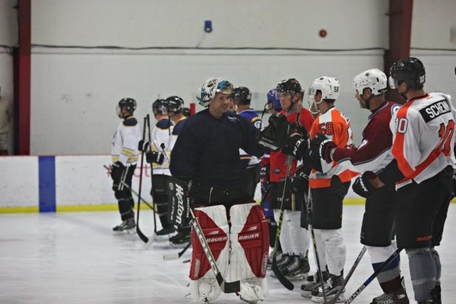 Kelly Chase Fantasy Hockey Camp